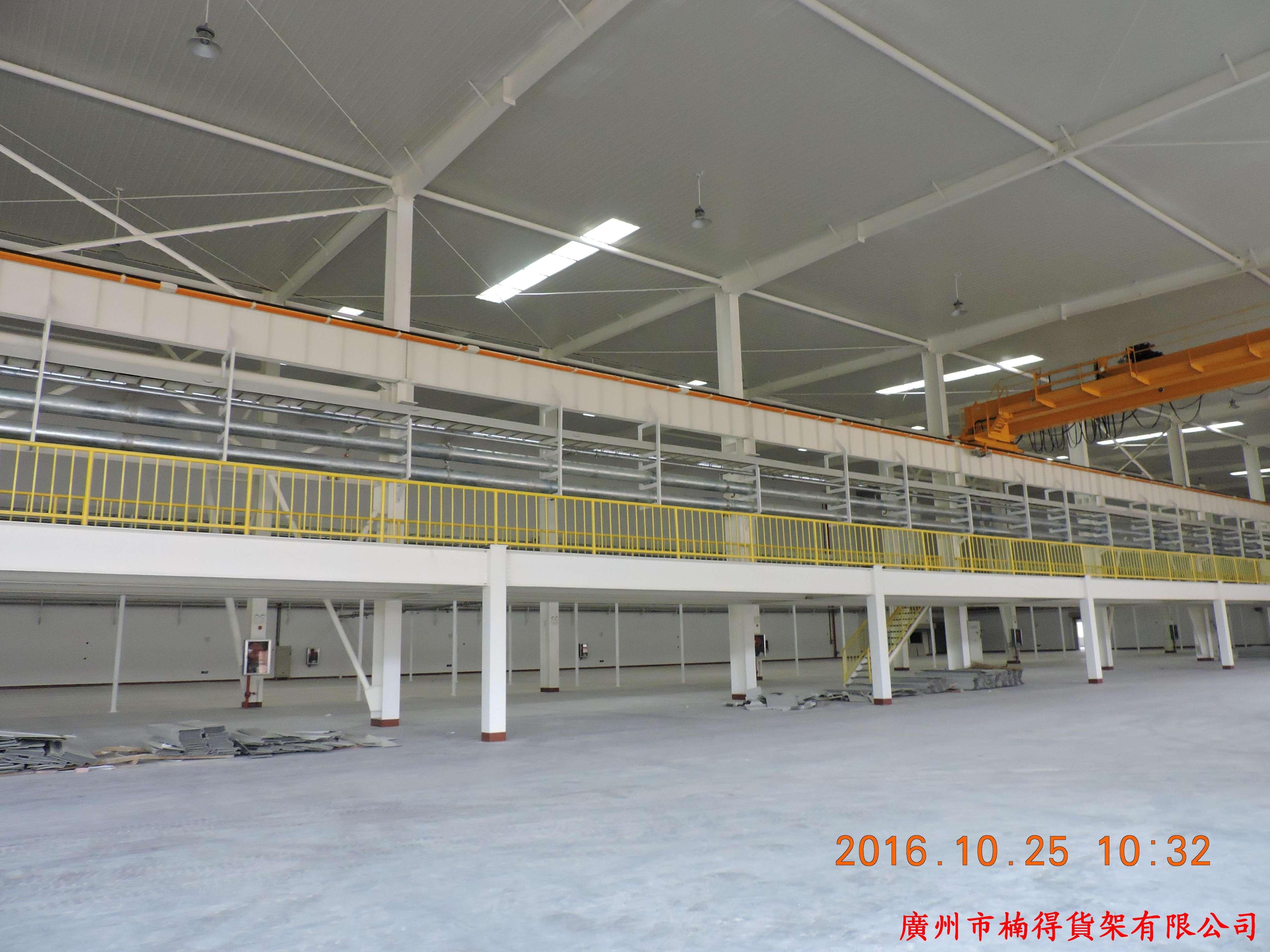 钢结构平台--型钢立柱平台05